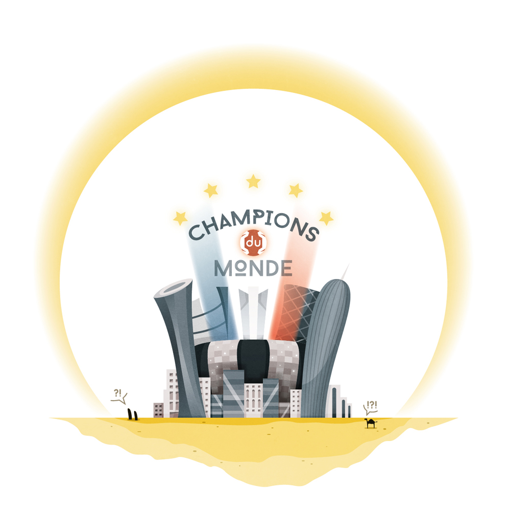 Coupe du monde de Handball 2015 - France / Qatar